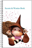 """Secret and Worries"" books"
