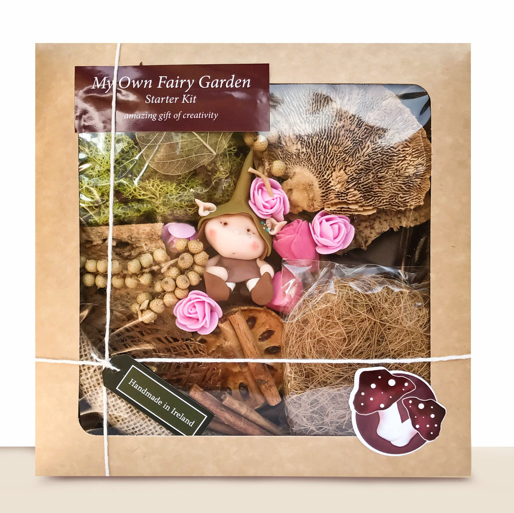 My Own Fairy Garden - starter kits