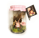 Magical Fairy Wish Jar