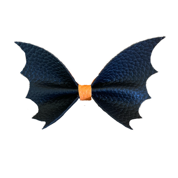 Batwing Bow - MCB Halloween 2020