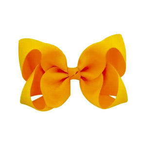 Mustard Yellow Bow  - MCB Essentials