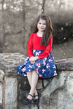 Unicorn & Santa Dress - MCB Christmas 2020
