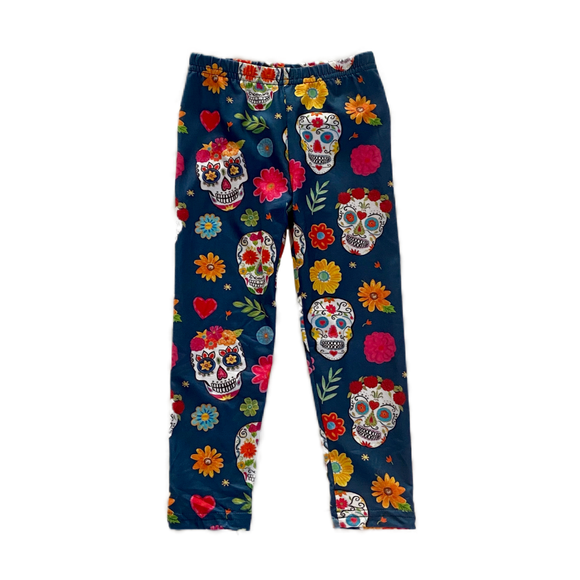MCB Special Edition Halloween 2020 - Sweet Sugar Skulls Leggings