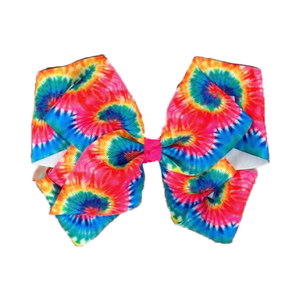 Tie Dye Bow  - MCB Essentials