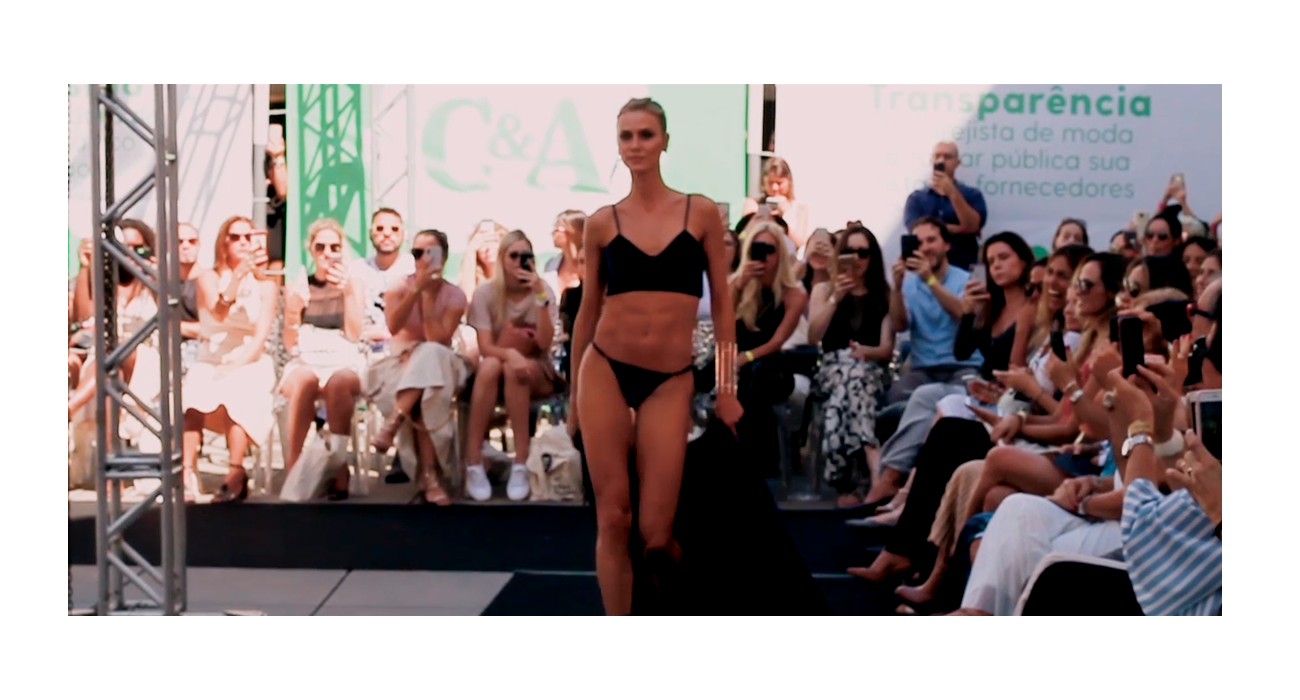 Confira o desfile da UNDERTOP no Fashion Meeting