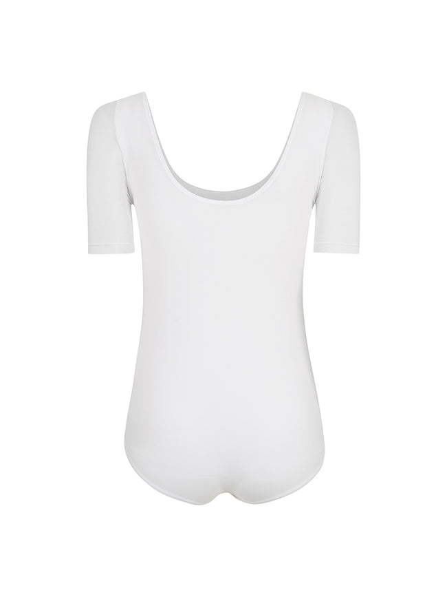 Body Luciana Basic Branco