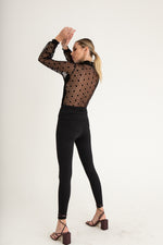Legging Dominique Preto