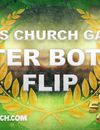 Kids Church Game: Water Bottle Flip