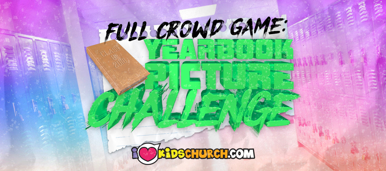 Full Crowd Game: The Yearbook Picture Challenge