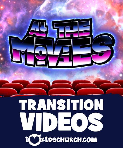 At The Movies Transitions Bundle