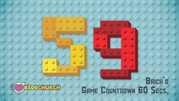 Brick'd Game Countdown 60 Seconds
