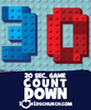 Brick'd Game Countdown 30 Seconds