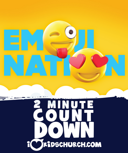 Emoji Nation 2 Minute Countdown