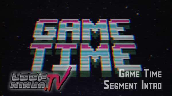 8 Bit Game Time Segment Intro