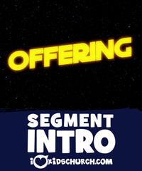 Space Saga Offering Segment Intro
