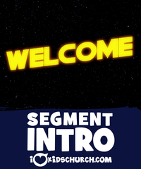 Space Saga Welcome Segment Intro