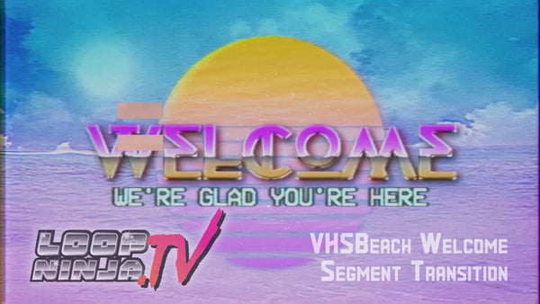 VHSBeach Welcome Intro