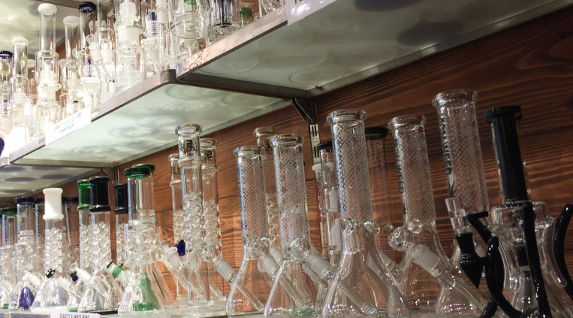 Are Laser Bongs and Levitating Dab Rigs the Future of Weed