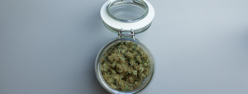 Do Store Your Cannabis Containers Appropriately