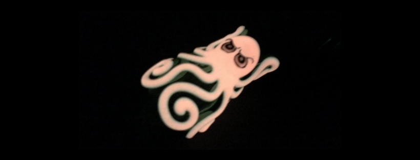 Glow in the Dark Octopus Pipe