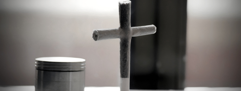 How To Smoke A Cross Joint