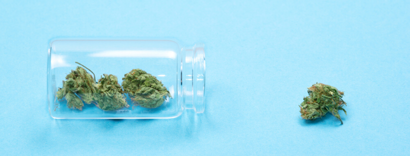 Store Your Weed In Sealed Containers