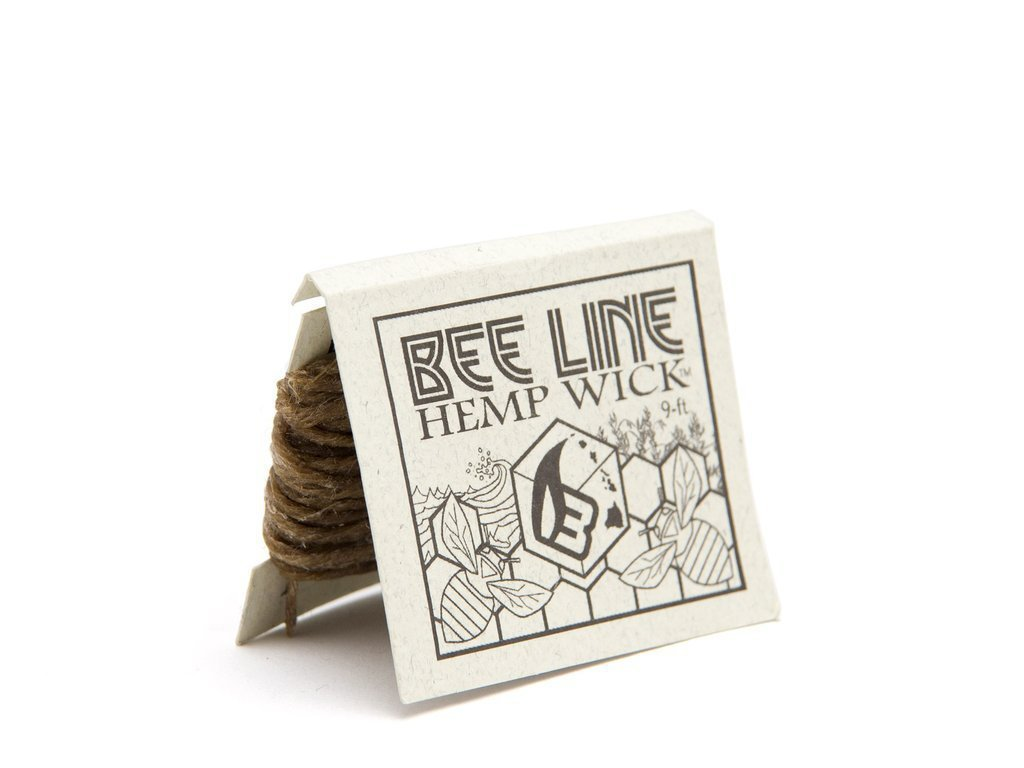 Bee Line Organic Hemp Wick (5-Pack)