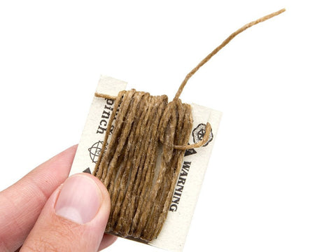 Bee Line Accessories Bee Line Organic Hemp Wick (5-Pack)