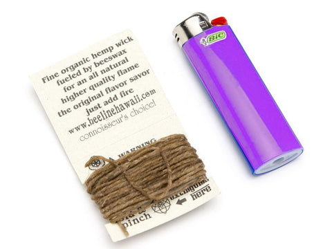 Image of Bee Line Accessories Bee Line Organic Hemp Wick (5-Pack)