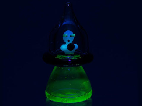 Empire Glassworks Accessories Empire Glassworks UV UFO Martian Carb Cap