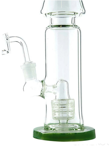 "Image of Biohazard Bong 9"" Rocket Rig"