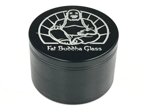 Image of Fat Buddha Glass Fat Buddha Glass 5pc Grinder