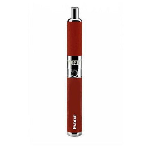Image of Yocan Vaporizer Red Yocan Evolve-D Dry Herb Vape Pen