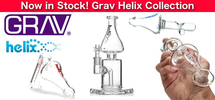 Grav Helix at Fat Buddha Glass