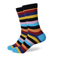 Mens Stripe Socks