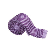 Knitted Skinny Neck Ties