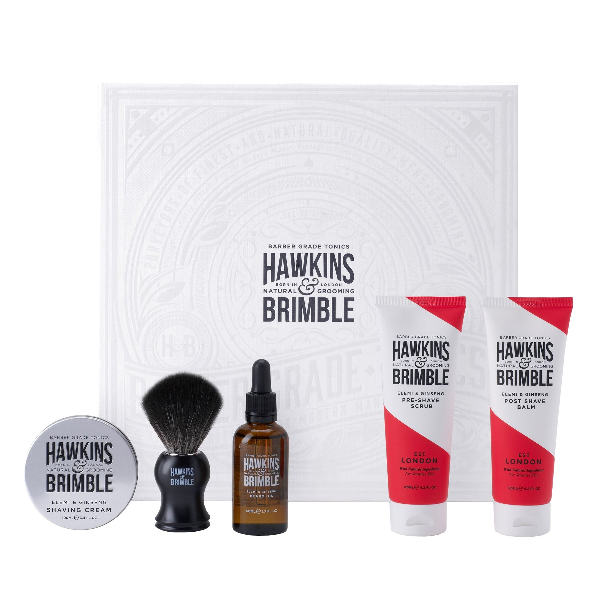 Hawkins and Brimble Premium Male Grooming