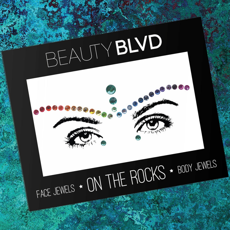 Beauty Boulevard On the Rocks Face and Body Jewels