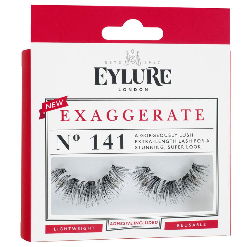 Eylure Exaggerate Lashes No. 141