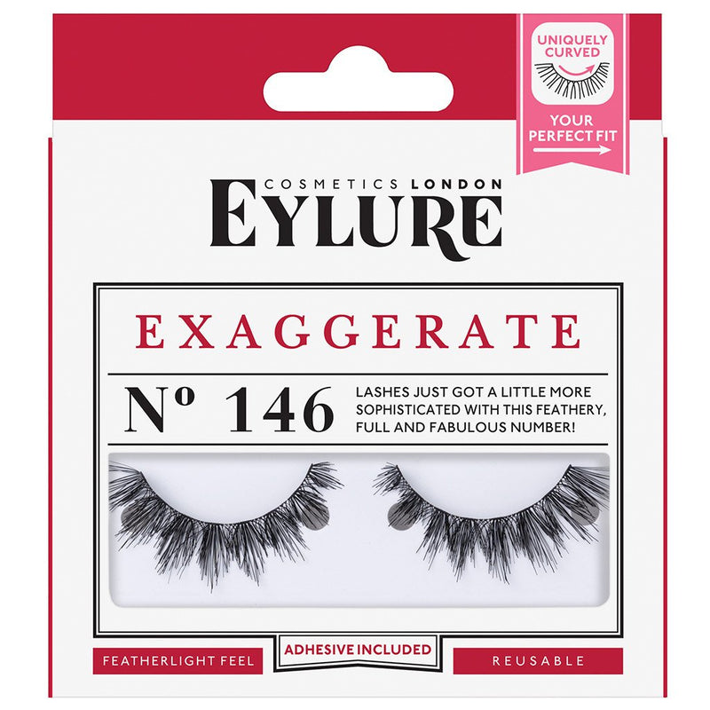 Eylure Exaggerate Lashes No 146