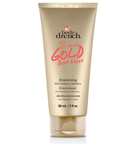Body Drench The 24 Karat Gold Dust Peel Off Mask 89 ml
