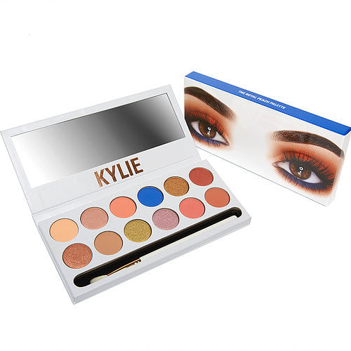 Kylie Cosmetics The Royal Peach Palette Kyshadow