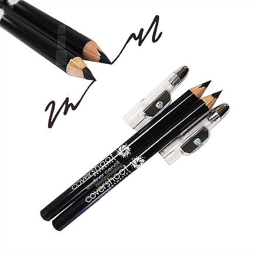 Covershoot Eyeliner Pencils - Pack of 2