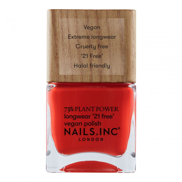 Nails Inc Plant Power Vegan Nail Polish Eco Ego