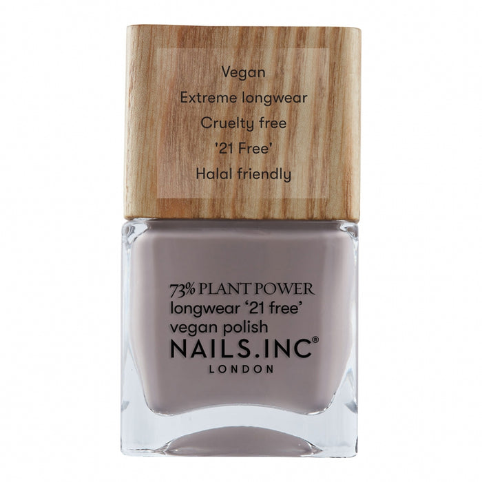 Nails Inc Plant Power Vegan Nail Polish What's Your Spirituality