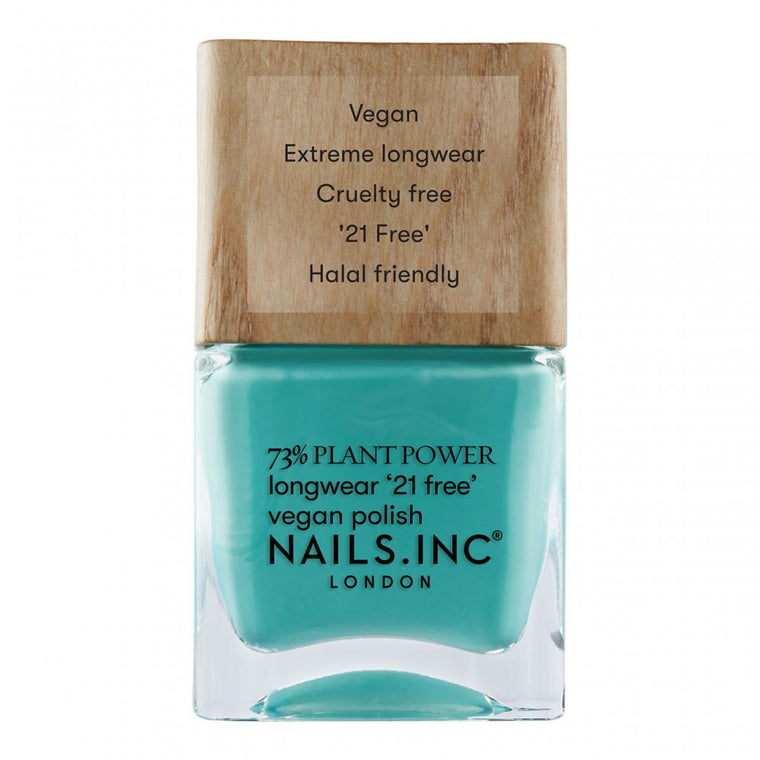Nails Inc Plant Power Vegan Nail Polish Just Avoca-Do It