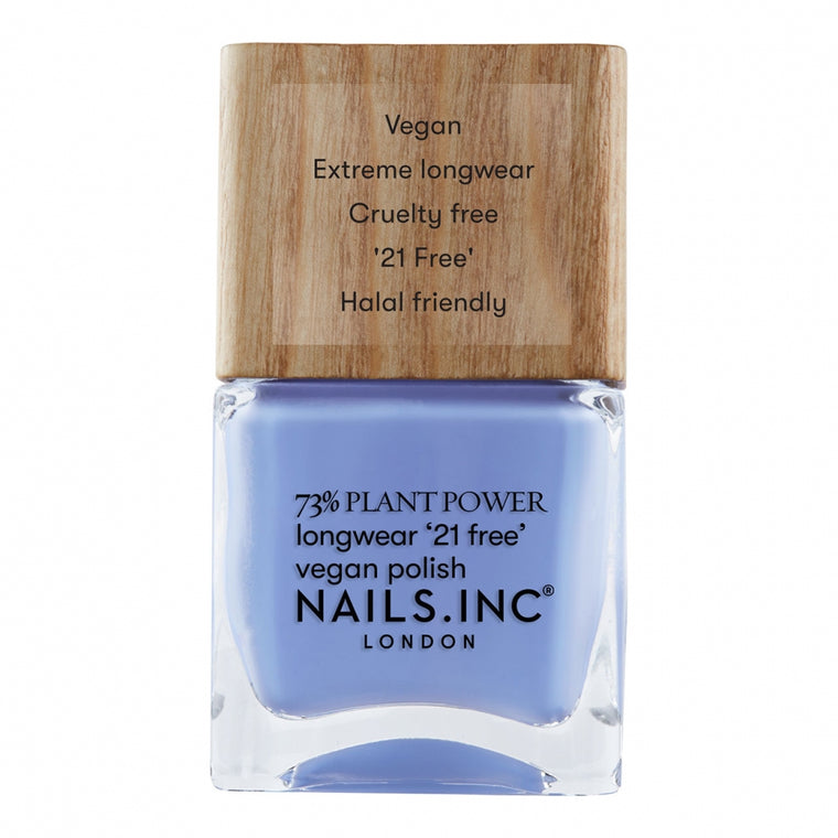 Nails Inc Plant Power Vegan Nail Polish Soul Surfing