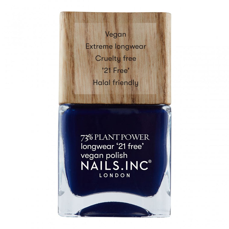 Nails Inc Plant Power Vegan Nail Polish Spiritual Gangster