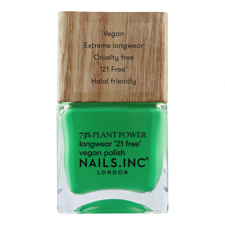 Nails Inc Plant Power Vegan Nail Polish Mother Earth's Calling