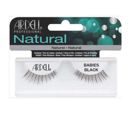 Ardell Natural Lashes Babies, Black